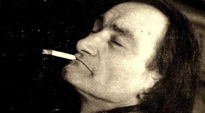 Czarna krew – Manifestacje Antonina Artaud