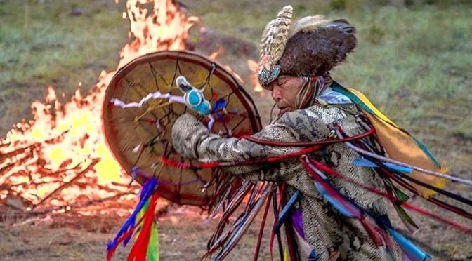 Nauka, duchy i rdzenny szamanizm