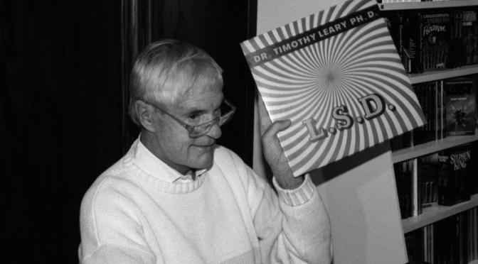 Timothy Leary (1920-1996)