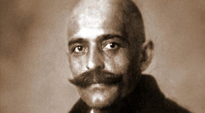 Georgij Iwanowicz Gurdżijew (1866-1949)