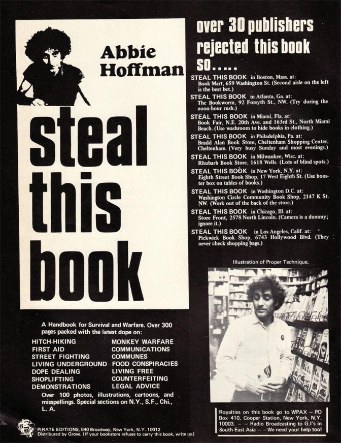 Ukradnij tę książkę: PRZETRWANIE! – Wolne ubrania i meble