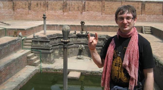 Długi lot metafizycznego anarchisty – Conradino Beb rozmawia z Dariuszem Misiuną