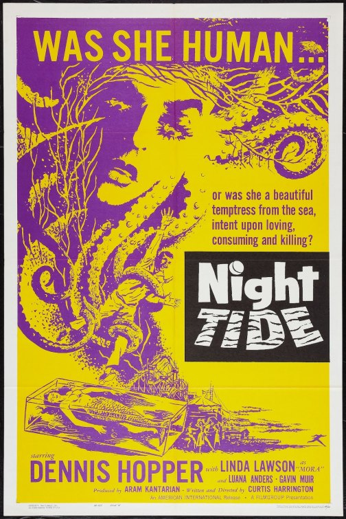 night_tide_1961_poster