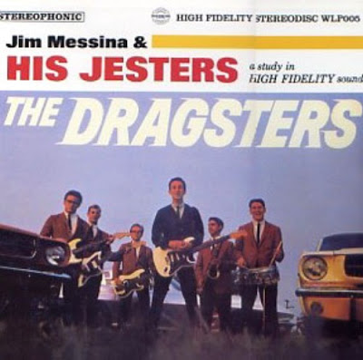 Jim Messina & His Jesters – The Dragsters (1964)