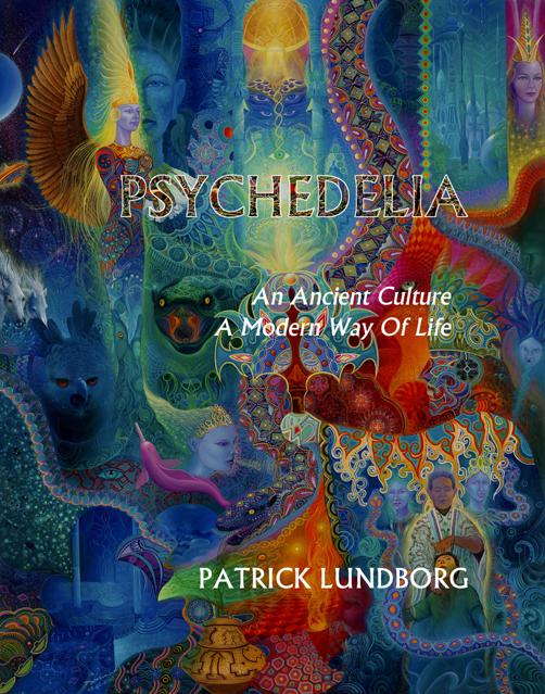 Nowa książka Patricka Lundborga na temat kultury psychedelicznej