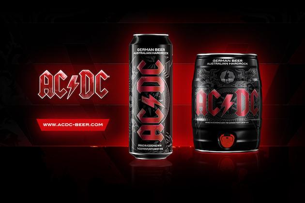 AC/DC ruszają z własnym brandem piwnym