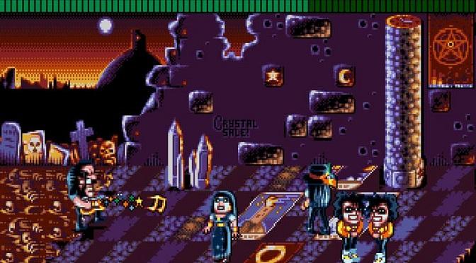 Motörhead – legendarna gra na Amigę