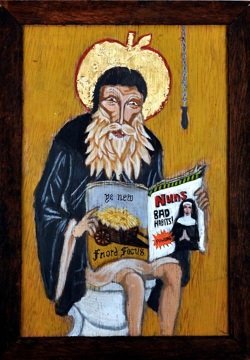 Odlotowe portrety 5 dyskordiańskich apostołów