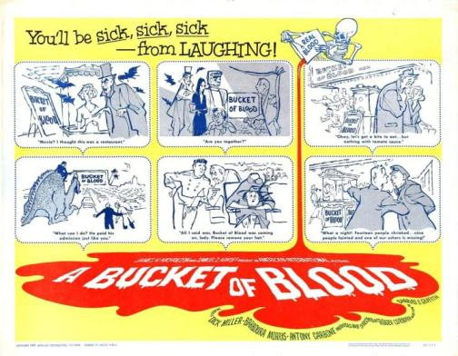 bucket_of_blood_poster