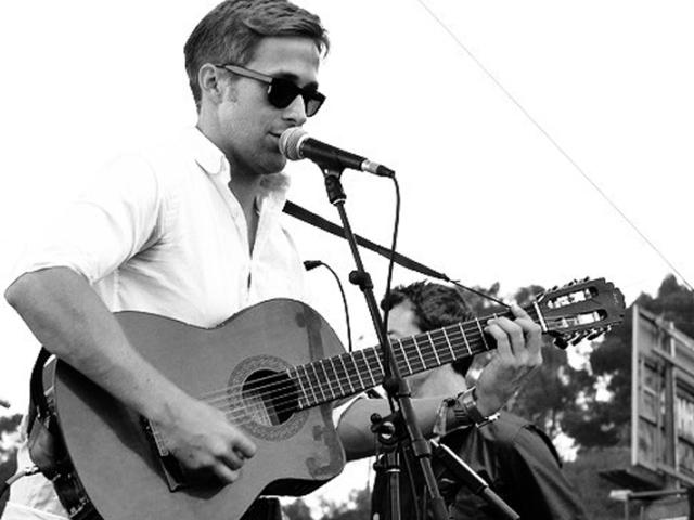 Kilka słów o muzycznej pasji Ryana Goslinga