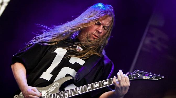 Jeff Hanneman ze Slayera nie żyje: przyczyną śmierci ... Kathy Hanneman