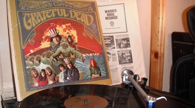 The Grateful Dead – The Grateful Dead (1967)