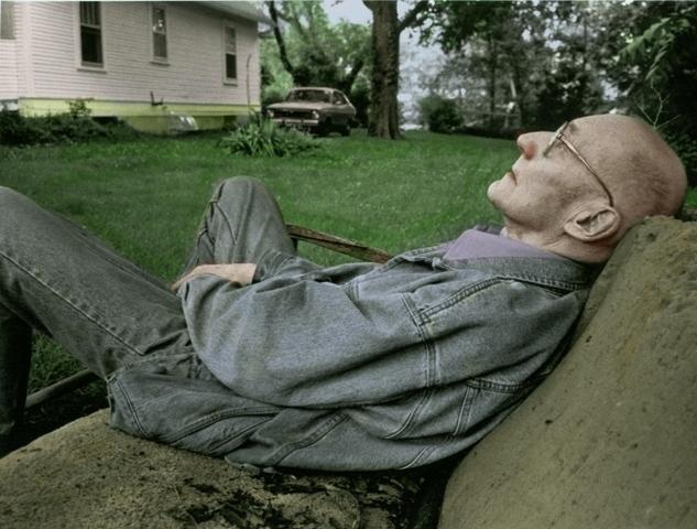 Animowany portret Williama S. Burroughsa