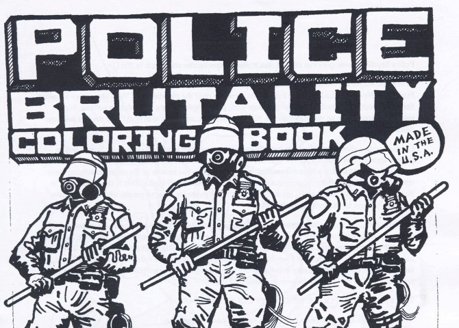 police_brutality_coloring_book