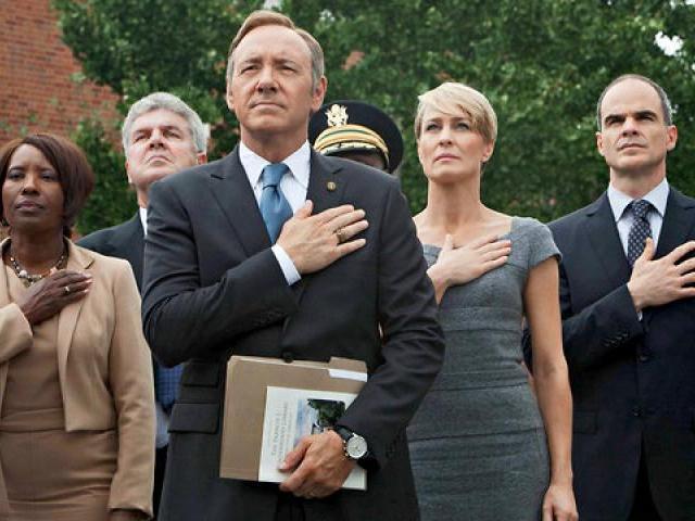 """""""House Of Cards"""" ma szansę stać się kolejnym wielkim dramatem telewizyjnym!"""