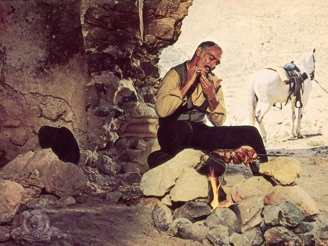 Śmierć jeździ konno (1967)