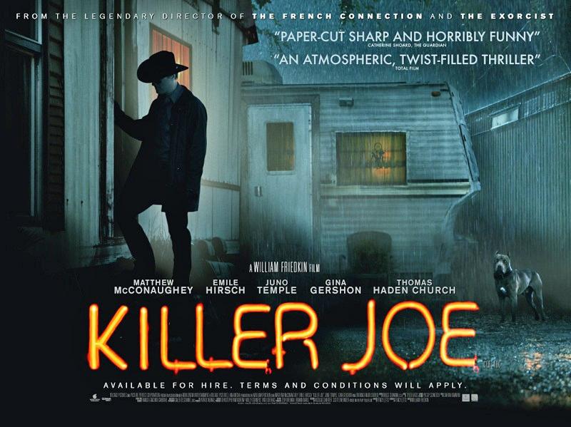 KillerJoePoster
