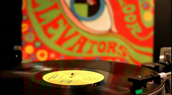 The 13th Floor Elevators – The Psychedelic Sounds of The 13th Floor Elevators (1966)