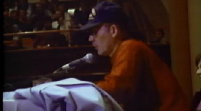 Hunter S. Thompson: Szaleńcy nie umierają nigdy (1988)