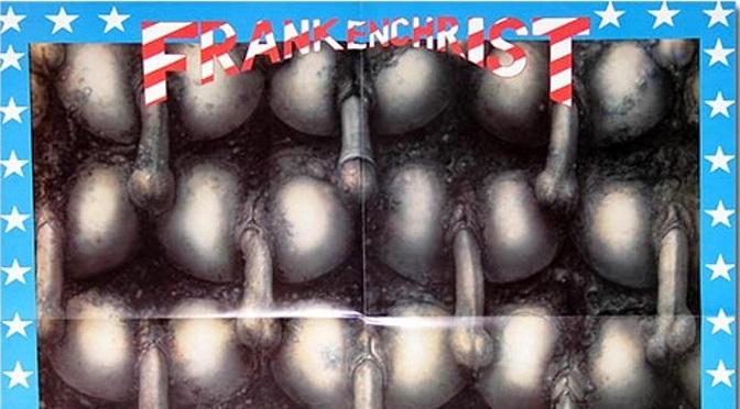 """""""Penis Landscape"""": obraz H.R. Gigera, który zaprowadził Dead Kennedys przed sąd"""