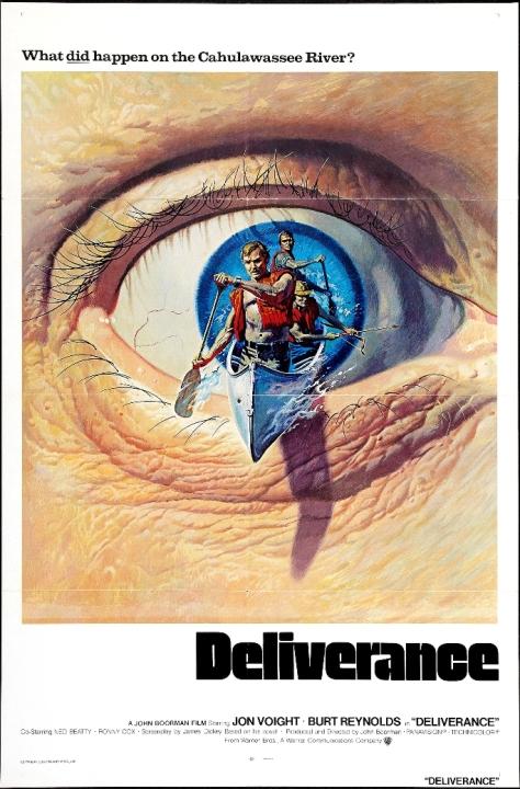 Deliverance-poster-1972