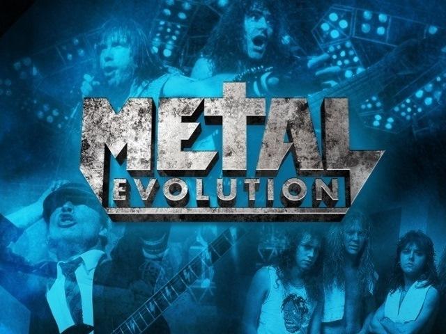 """Pokręcone korzenie metalu w """"Metal Evolution""""!"""