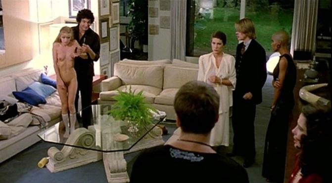 Dom na skraju parku (1980) [wersja uncut]