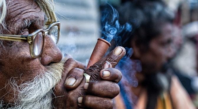 Shivaratri: wyjątkowy dzień, w którym można palić zioło legalnie w Nepalu!