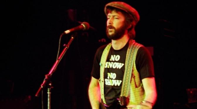 Eric Clapton i jego kokainowy t-shirt