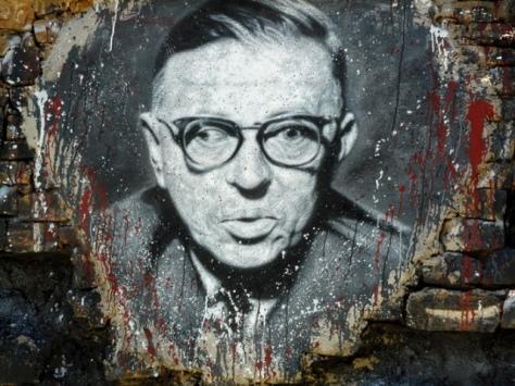 sartre_graffiti