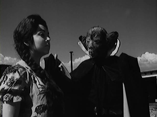 Jeździec czaszek (1965)