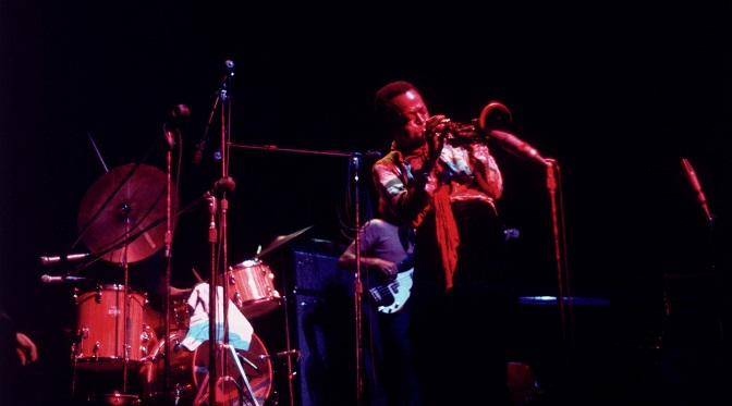 Gdy Miles Davis supportował The Grateful Dead!