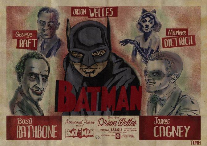 Orson Welles jako Batman