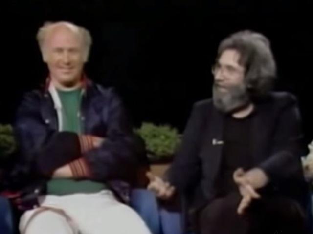 """Jerry Garcia: """"Wiele razy byliśmy za bardzo skwaszeni, żeby grać"""""""