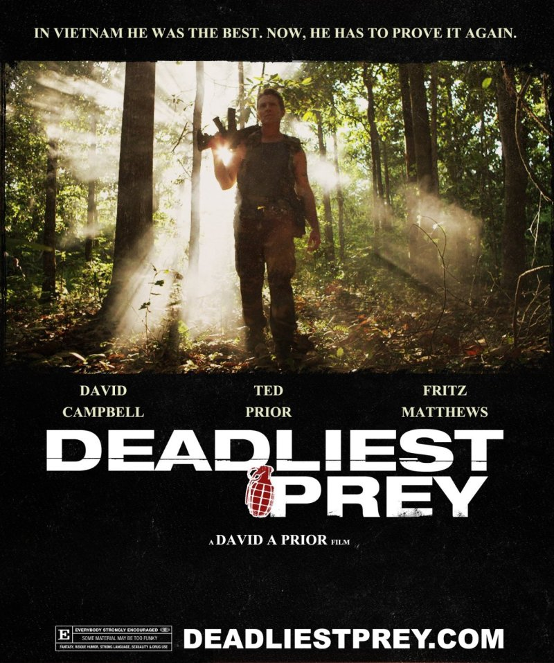 deadliest_prey_2013_poster