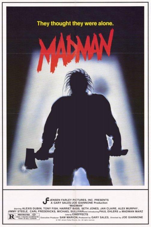 madman_1982_original_poster
