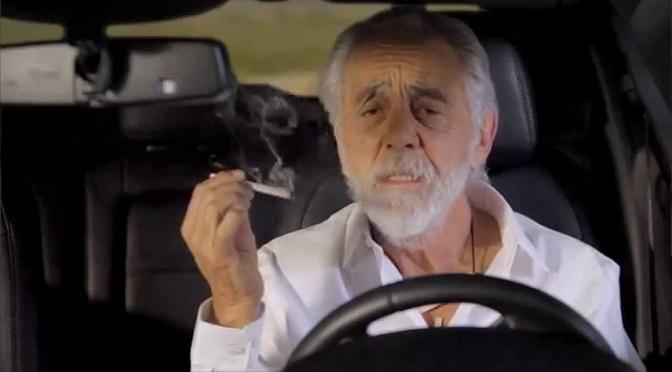 Tommy Chong w niewyemitowanej reklamie ściereczek usuwających zapach marihuany!