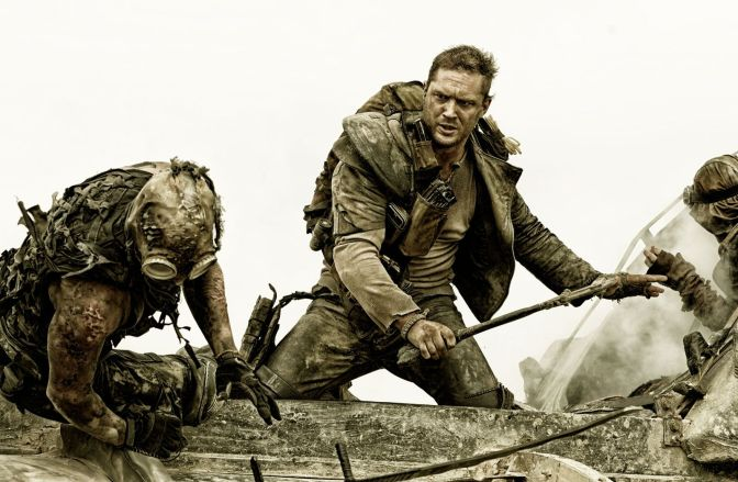 """Mad Max: Na drodze gniewu"" uhonorowany nagrodą FIPRESCI!"