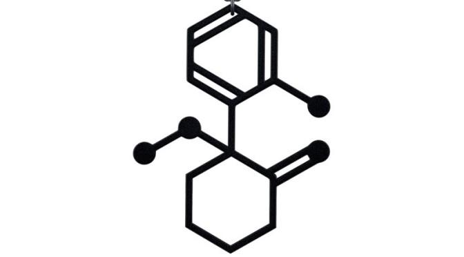 Molekularna biżuteria zainspirowana strukturą dragów