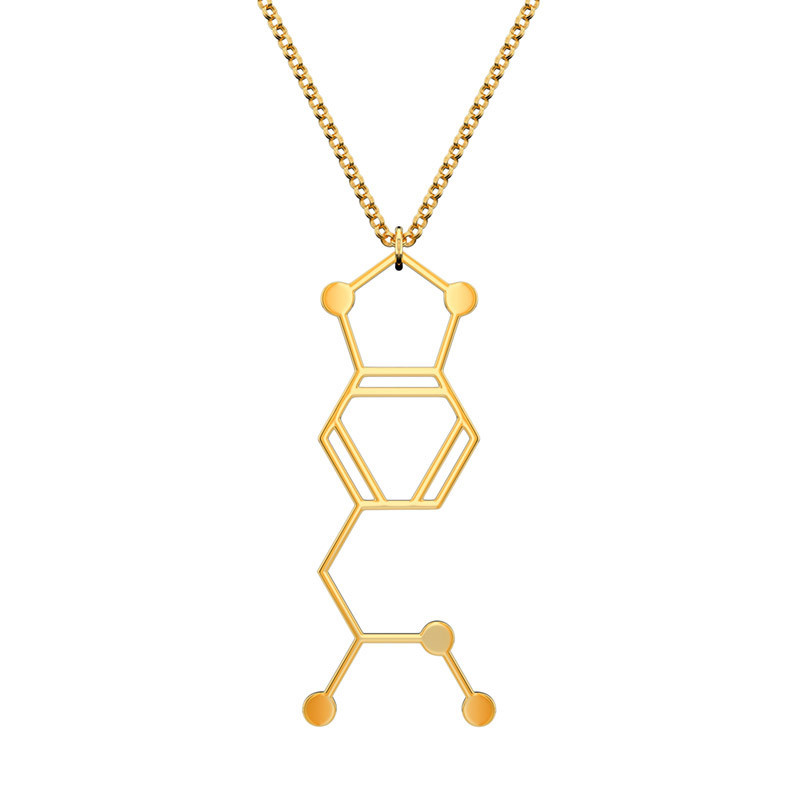 MDMA_Necklace_gold
