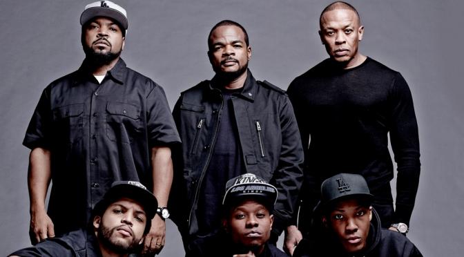 """""""Straight Outta Compton"""": Ice Cube'a gra jego własny syn, ale proces wchodzenia w rolę nie był łatwy"""