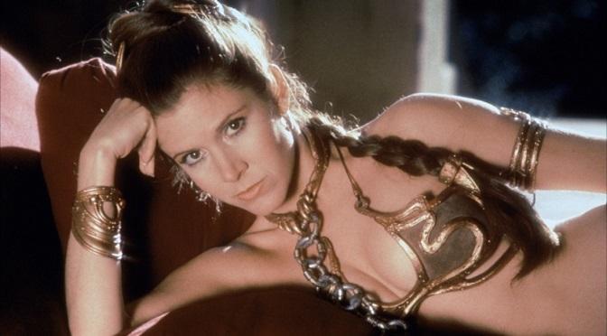 """Gdy Carrie Fisher wciągała koks na planie """"Imperium kontratakuje"""""""