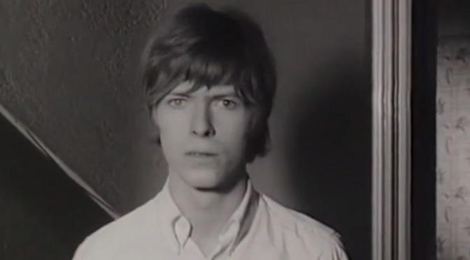 Krótkometrażowy debiut Davida Bowiego wypływa po latach