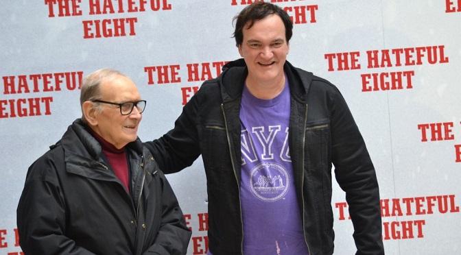 """Ennio Morricone: """"W oku ofiary widać całą wrażliwość Tarantino"""""""