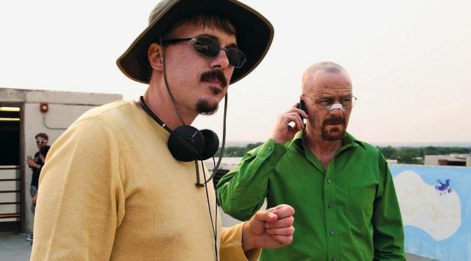 "Praca nad ""Breaking Bad"" i ""Better Call Saul"" to dla Goulda i Gilligana kolej transkontynentalna"