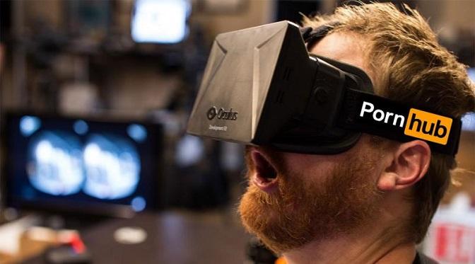 Pornografia będzie główną siłą napędzającą rynek VR