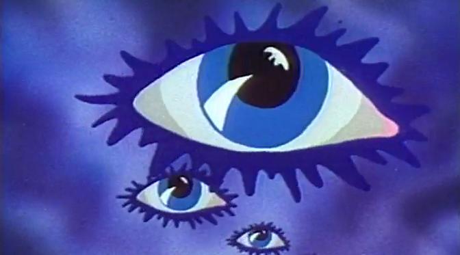 """Piękna pop psychedeliczna animacja promująca """"Autobahn"""" Kraftwerk z 1979"""
