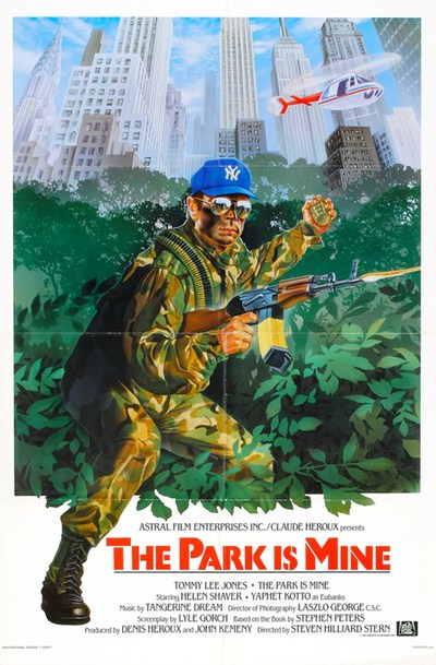 the_park_is_mine_1986_poster