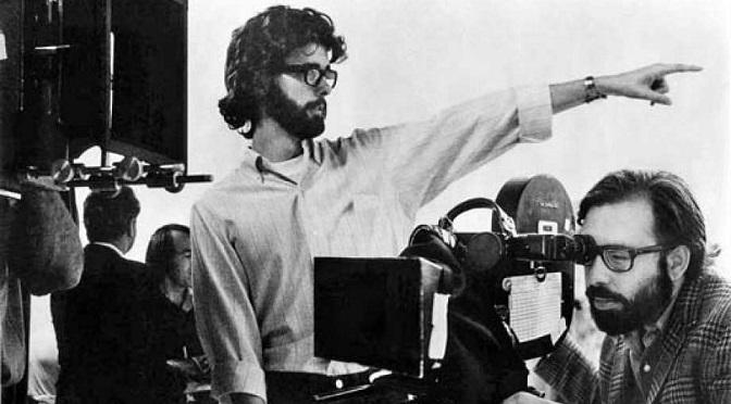 """""""Filmmaker"""": wczesny dokument George'a Lucasa o Francisie Fordzie Coppoli"""