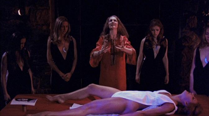 Dziedzictwo Szatana (1974)
